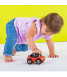 Bright Starts Rattle & Roll Mustang Easy-Grasp Push Vehicle Toy, Ages 3 Months +