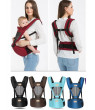 Pudcoco Baby Carrier With Hip Seat Removable Multifunctional Waist Support Strap