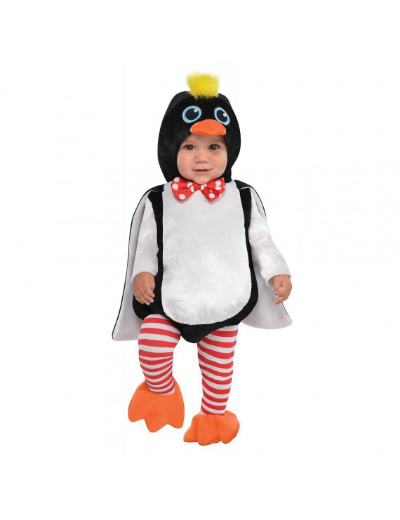 Waddles The Penguin Baby Infant Costume - Baby 12-24