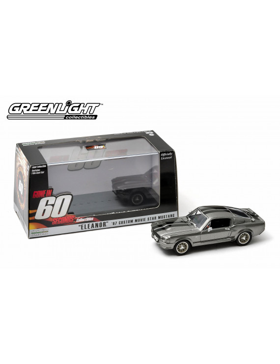 """1:43 Gone in Sixty Seconds (2000) - 1967 Ford Mustang """"Eleanor"""""""