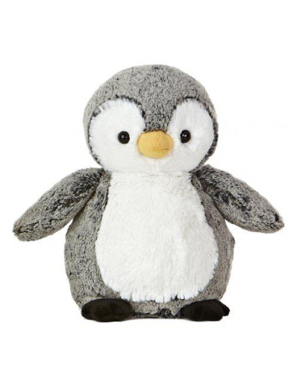 "Aurora World Sweet and Softer Perky Penguin 9.5"" Plush"