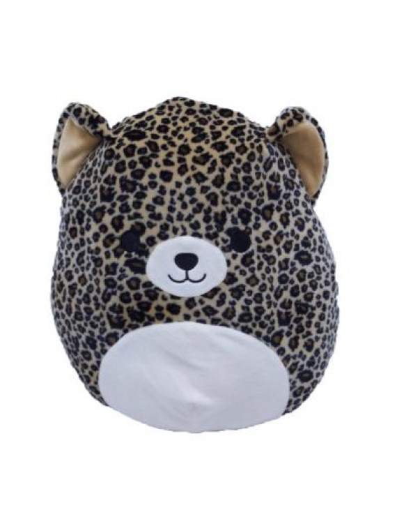 "Squishmallow 12"" Lexie The Cheetah, Large Super Soft Pillow Plush"