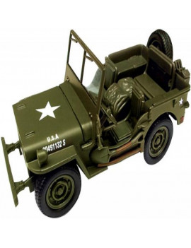 1 X Classic Willys Jeep by NewRay
