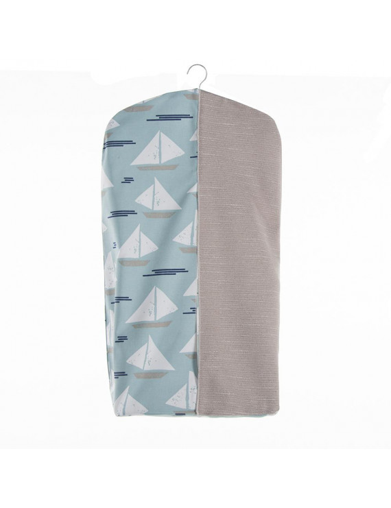 Little Sail Boat Diaper Stacker