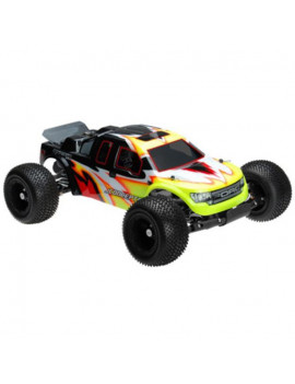0210 Illuzion Rustler XL-5 Ford Raptor SVT Body Clear