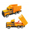 Kids Car Toy, 1:64 Scale Engineering Car Truck Toy Alloy & Plastic Engineering Car Truck Toy Mini Vehicle Model Kids Gift,Mini Construction Vehicles,Mini Car Toy,Cars Toys Set