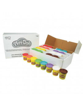 Play-Doh 48-Pack with 8 Different Colors of Dough (144 oz Total)