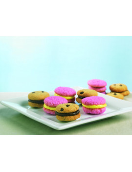 Easy-Bake Oven Chocolate Chip & Pink Sugar Cookies Refill Pack