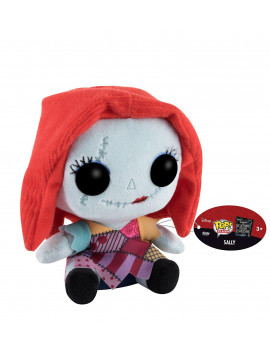 POP Plush: The Nightmare Before Christmas - Sally Action Figure, Before Action TV Christmas Ghostbusters Pumpkin Legacy Exclusive Rose Tyler.., By FunKo
