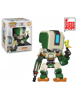 "Funko POP! Games Overwatch: Bastion 6"", Vinyl Figure"