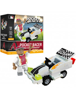 Arizona Diamondbacks OYO Sports Pocket Racer