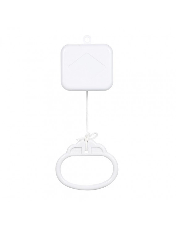 Pull String Cord Music Box for Baby Crib Bed Sleeping Bell Kids Musical Toy