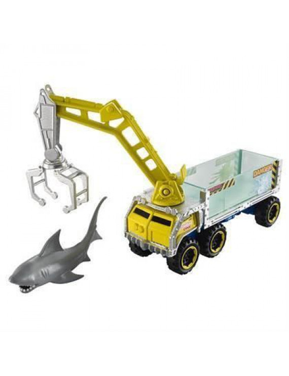 Matchbox Creature Catchers - Aqua Claw & Shark