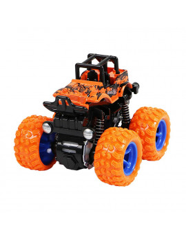 Siaonvr Inertia Four-Wheel Drive Off-Road Vehicle Simulation Model Toy Baby Car Model OR