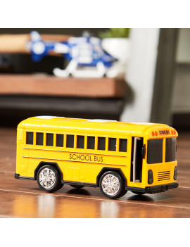 Adventure Force City Service Vehicle, School Bus