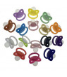 AkoaDa Adult Jumbo Pacifier Size Dummy for Adult Baby ABDL Silicone Pacifier