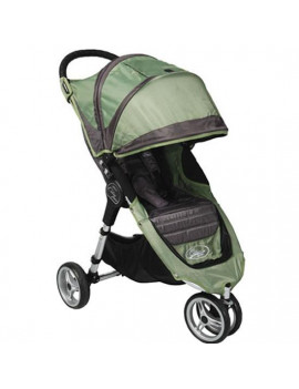 Baby Jogger City Mini Single - Green/Grey