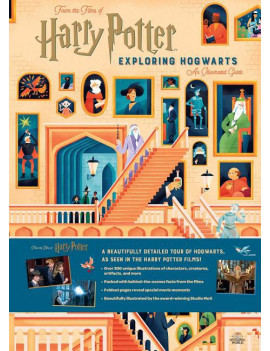 Harry Potter: Exploring Hogwarts : An Illustrated Guide