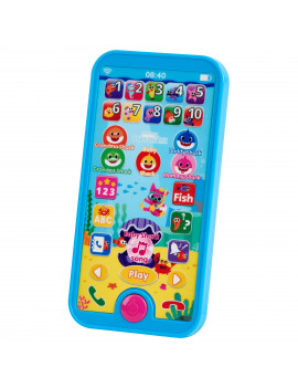 Pinkfong Baby Shark Smartphone - Educational Preschool Toy - By WowWee