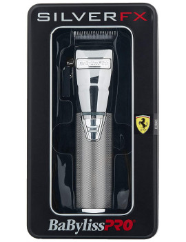 BaBylissPRO SilverFX Cordless Clipper - FX870S