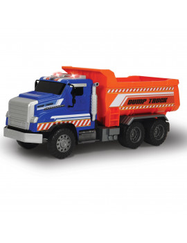 Light and sound mighty dump truck