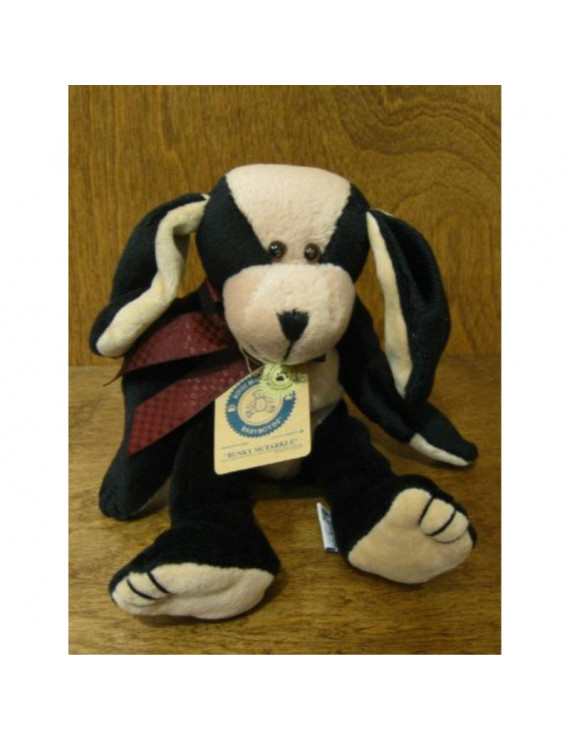 Boyds Dog Bunky Mcfarkle Baby Boyds Collection New with Tags 1999