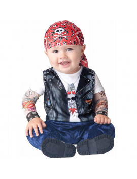 Born To Be Wild Toddler Halloween Costume