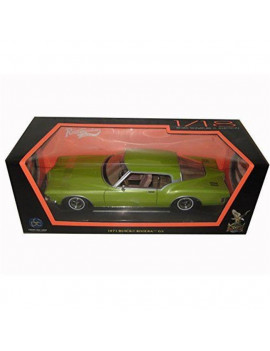 1 by 18 1971 Buick Riviera GS Diecast Model Car, Green