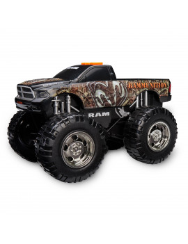 Adventure Wheels Wheel Standers Motorized Vehicle, Rammunition, Camo