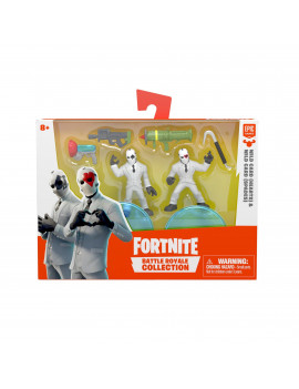 Fortnite Battle Royale Duo Pack, Wild Card Hearts & Spades Figures