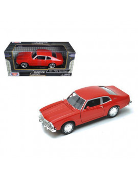 1 by 24 1974 Ford Maverick Diecast Car Model, Red