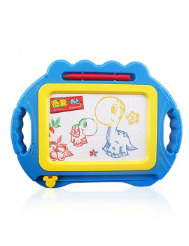 Children's tablet toy small magnetic drawing board