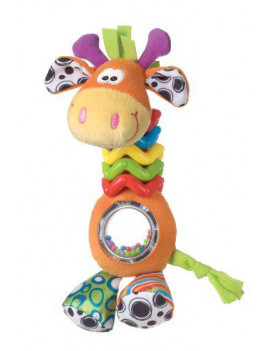 0181561107 My First Bead Buddies Giraffe for baby infant toddler children By Playgro