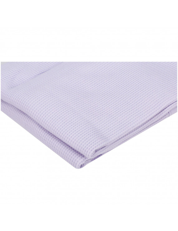 American Baby Company® Lavender Thermal Swaddle Blanket