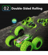 Double-Side Flip RC Car 4WD 2.4G Remote Control Off-road Truck Vehicle RC Racing Car Toy Birthday Gift