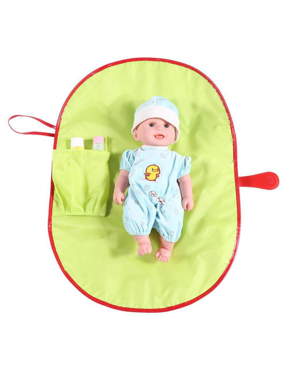 OTVIAP Baby Infant Portable Diaper Changing Pad Cover Mat Travel Table Foldable Nappy Bag Hot, Nappy changing mat, Nappy mat