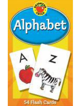 Brighter Child Flash Cards: Alphabet Flash Cards (Other)