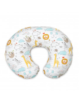 Boppy Original Nursing Pillow and Positioner - Storybook Stripe