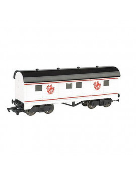Bachmann Trains HO Scale Thomas & Friends Refrigerator Car w/ Live Lobsters Train