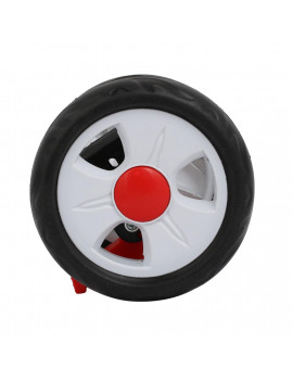 135mm Diameter Plastic Brake  Rear Wheel Pulley for 30mmx16mm Tube
