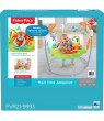 Fisher-Price Tiger Time Jumperoo with Music, Lights & Sounds