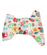 Ccdes Reusable Infant Swim Diaper Washable Pocket Cloth Hook Loop Operating System Size Adjustable, Baby Reusable Nappies, Baby Washable Diaper