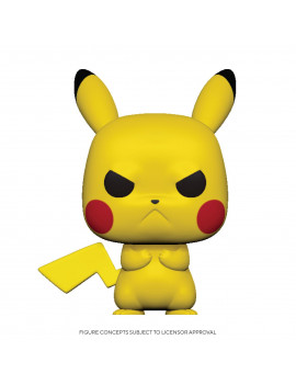 Funko POP! Games: Pokemon S3 - Pikachu