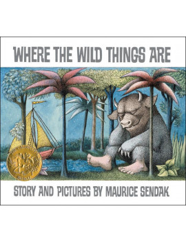 Where the Wild Things Are (Anniversary) (Hardcover)