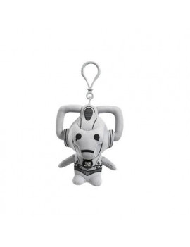 Doctor Who Cyberman Mini Talking Plush Clip On
