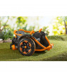 Power Wheels Wild Thing 360 Spinning Ride-On Vehicle, Orange