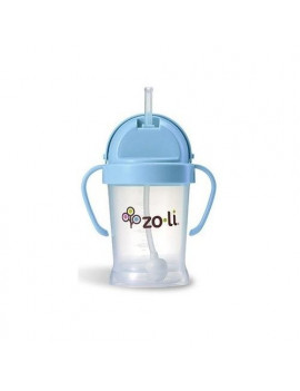 BOT Straw Sippy Cup 6 Ounce - Blue
