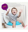 Children Toilet Potties Baby Potty Safe Seat for Grils Boy Trainers Comfortable Portable Toilet Ring Simple Infant Potty