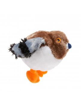 BarkBox Stuffed Plush Dog Toy - Gideon the Pigeon