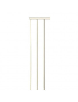 "North States 7 inch Extension for Easy-Close Gate White 7"" x 29"""